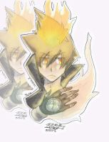 .Vongola X. by Riocakes