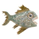 Fish for Magus Card 1 by aberrantceramics