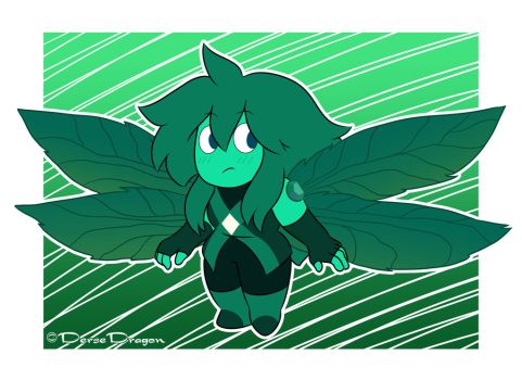 Fairy Emerald by DerseDragon