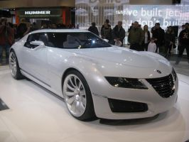 new saab concept by reika7