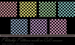 Color Squares Patterns By Brenda by Coby17
