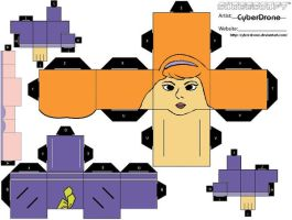 Cubee - Daphne by CyberDrone