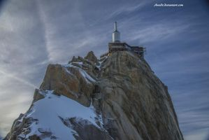 Aiguille du Midi by Aneede