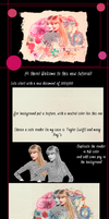 Tutorial Taylor Swift Textures by Rk00