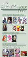 Cosplay Meme 2013 by Lie-chee