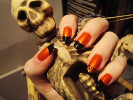 Halloween Nails. by NakayaNails