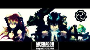Mechacon 2013 cover pic by Hound-02