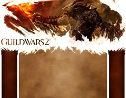 Guild Wars 2 Pagedesign by Raiyca