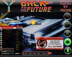 Back To The Future W7 Theme by pauliewog260