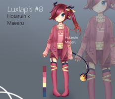 Collab Adopt! Luxlapis #8 [CLOSED] by Hotaruin
