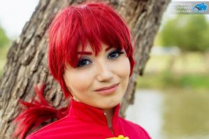 Trixie as Ranma Girl 1/2 Cosplay by TrixieHeartilly