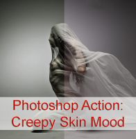 Creepy Skin Action by FP-Digital-Art