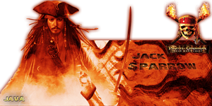 firmas jacksparrow by RadamantysInfiernoXX