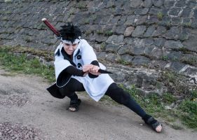 Cosplay Ashura 5 by NakagoinKuto