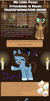MLP Transformation Meme by TopHatical