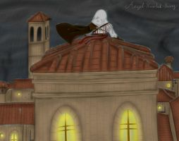 100 Themes Challenge - 96. In the Storm by Angel-Hearted-Being