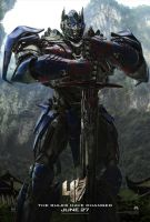 Optimus Prime Transformers Age Of Extinction by RighteousAJ