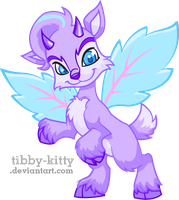 Faerie Ixi by Tibby-Kitty