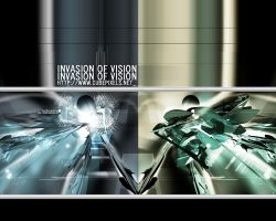 invasion of vision by norain
