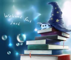 welcome back, Jack by Wasteland-3D