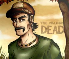 The Walking Dead: Kenny by Smudgeandfrank