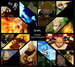 Iroh, Many Faces of by BellaTytus