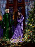 HP: Christmas Tree by nejna