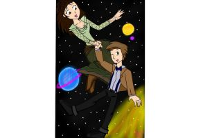 The Doctor and His Wife by Darkmoonwriter