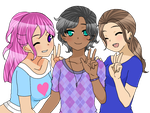 [YJ] Gift: Civvies Friends by AliceItim