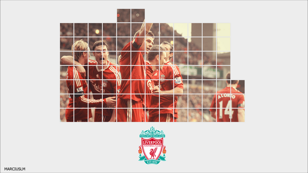 FC LIVERPOOL Wallpaper by MarciusLM