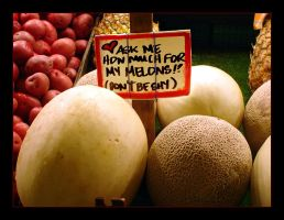 How much for my melons? by th3rdeye