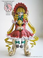 Shinku garage kit figure by Michael-XIII