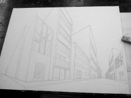 Perspective - City Block by ggns