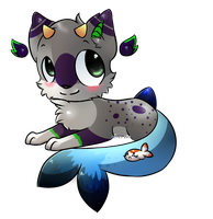 I have a Fish in my Tail by catpuns