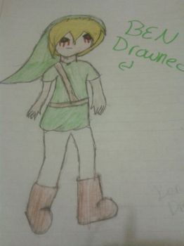 BEN Drowned by xXAwokenNightmareXx