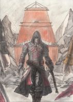 Assassin's Creed Rogue - I'm the hunter by Phoenix74n