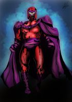 Magneto by 3xcrazy