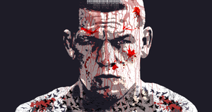 Nate Diaz 209 Warrior's blood by rlcwallpapers