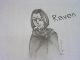 Raven: Teen Titans (3) by crazymoiraillegiance