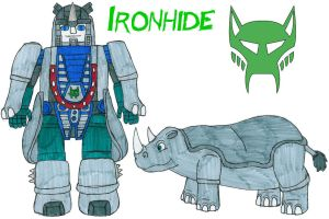 Maximal - Ironhide by MCsaurus