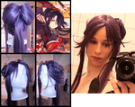 Yumi [Ayakashi] Wig Commission by lenia90