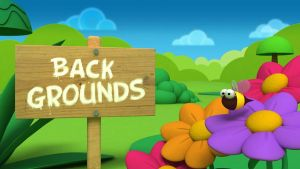 backgrounds by utria