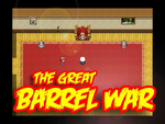 The Great Barrel War [DEMO] (RPGMVX GAME) by daisyfairy42