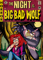 Nelly and Big Bad Wolf commission by MichaelJLarson