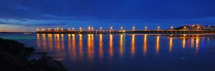 The Coffs Harbour Jetty by shear-atmos-fear