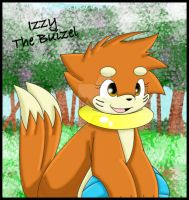 Izzy The Buizel by Zander-The-Artist