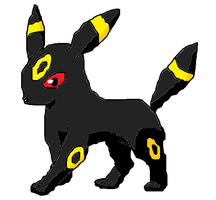 Umbreon by wingednekoX