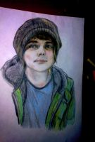 Gerard Way by TanyaAlex