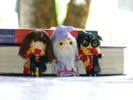 harry dumbledore hermione by Em-Ar-Ae