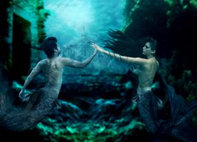 Mermaids by moiFontaine